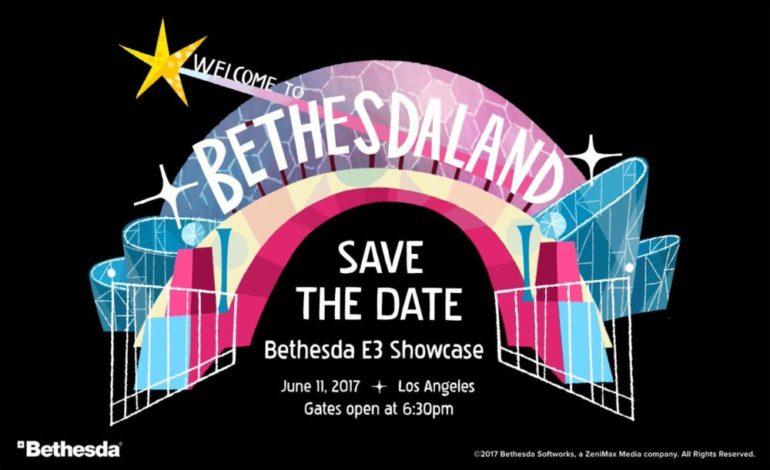 conférence Bethesda E3 2017