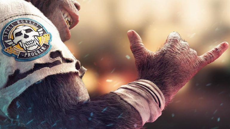 Beyond Good and Evil 2 - hello monkey