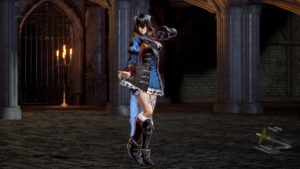 Bloodstained: Ritual of the Night L'héroïne