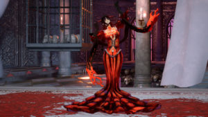 Bloodstained: Ritual of the Night La femme en rouge