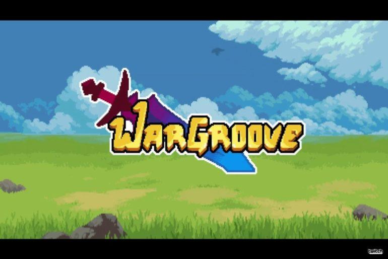WarGroove Titre du meilleur jeu de l'univers