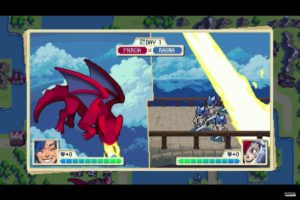 WarGroove fat dragon