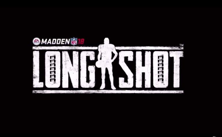 NFL Madden 2018 NFL Long Shot