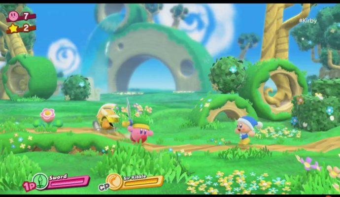 Kirby le héros sanguinaire