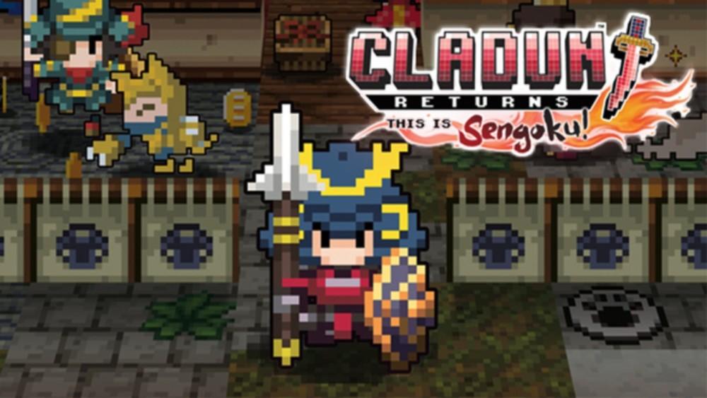 Cladun Returns : This Is Sengoku! - titre