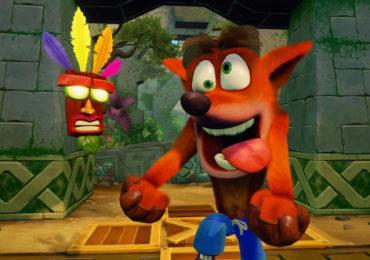 nouveau Crash Bandicoot