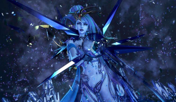 Dissidia Final Fantasy NT Shiva