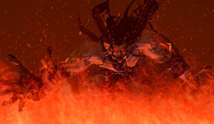 Dissidia Final Fantasy NT Ifrit
