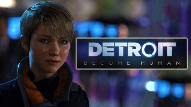 Detroit: Become Human logo