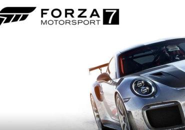 E3 2017 Forza Motorsport 7 PC Titre