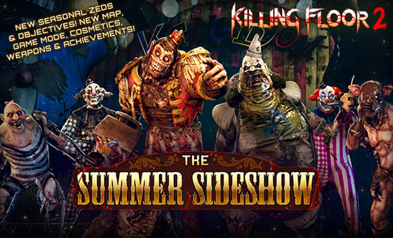 E3 2017 Killing Floor 2: The Summer Sideshow