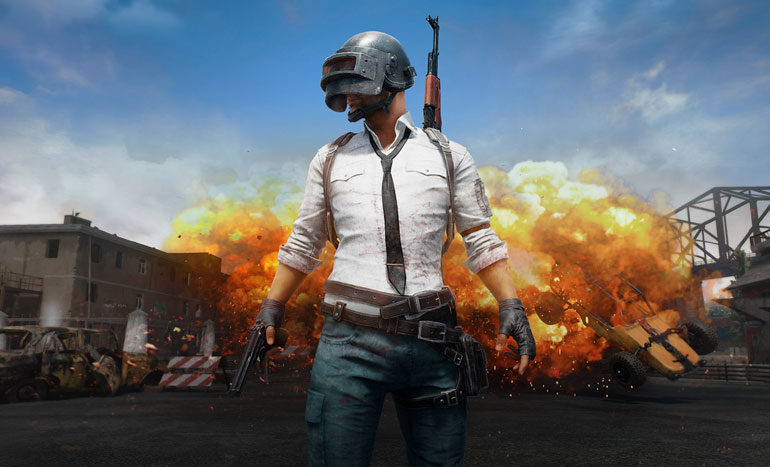 E3 2017 PlayerUnknown's Battlegrounds Titre