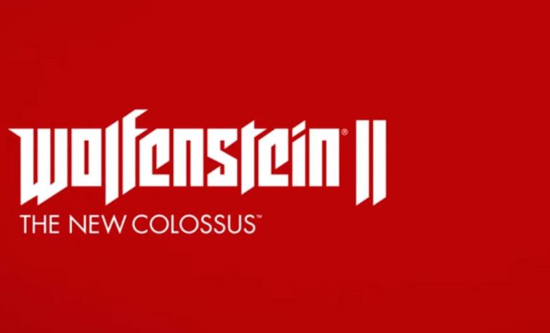 Wolfenstein II: The New Colossus E3 2017 Titre