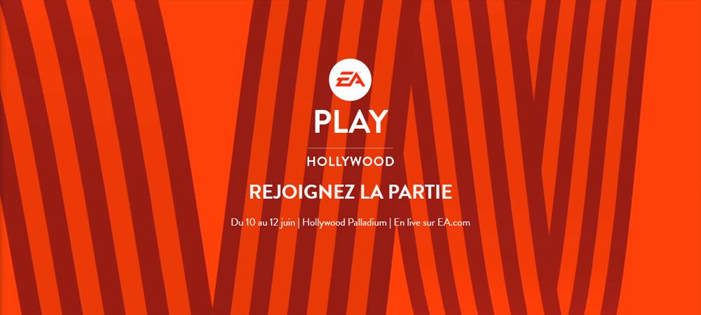 conférence EA Play E3 2017