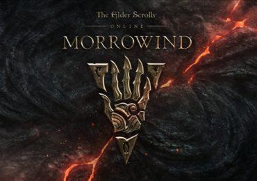 The Elder Scrolls Online: Morrowind logo