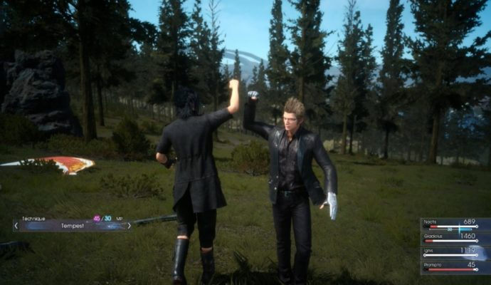 Episode Ignis High Five