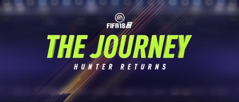 FIFA 18 The Journey