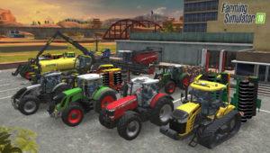 Farming Simulator 18 machines agricoles