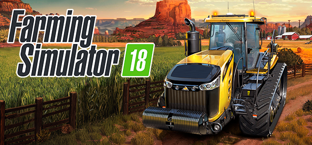 Farming Simulator 18 titre