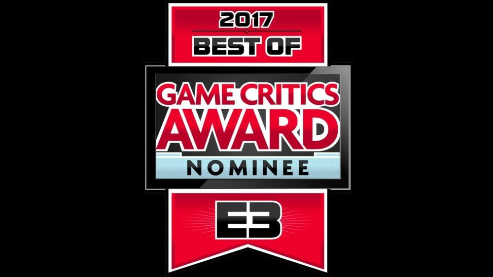 Game Critics Awards - E3 2017