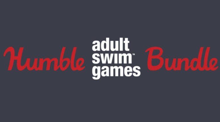 Humble Adult Swim Games Bundle titre