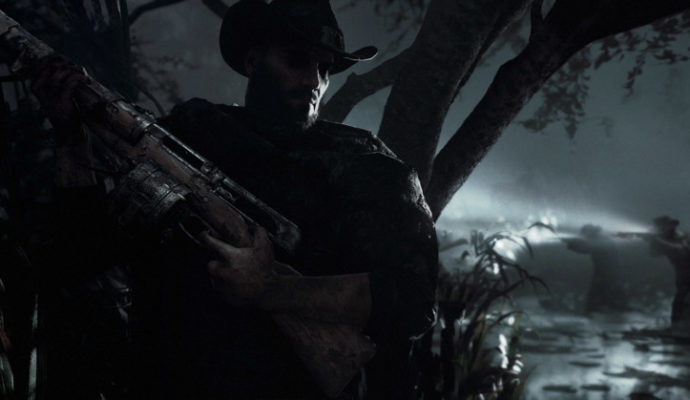 Hunt Showdown ambiance sombre