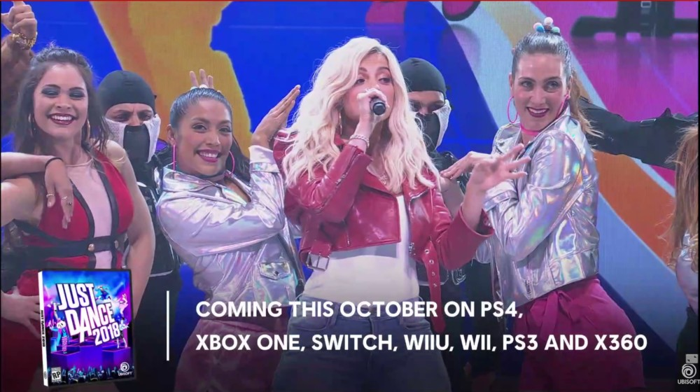 Just Dance 2018 Bebe Rexha