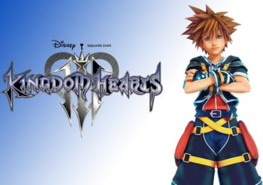 Kingdom Hearts III - Sora