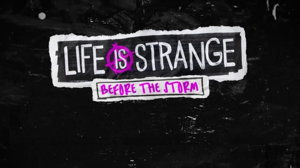 Life is Strange: Before the Storm logo
