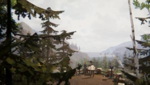 Life is Strange: Before the Storm forêt
