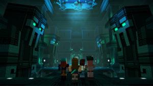 Minecraft Story Mode Season 2 - temple