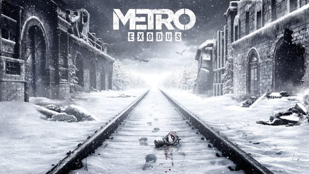 Metro: Exodus Logo