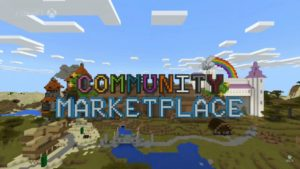 Minecraft community marketplace