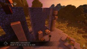 Minecraft graphismes 4K