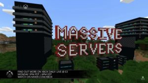 Minecraft serveurs