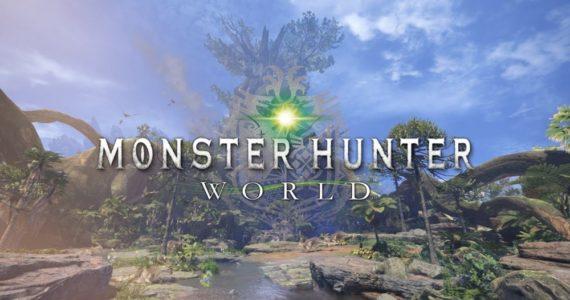 Logo Monster Hunter World