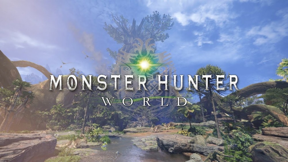 Logo Monster Hunter World