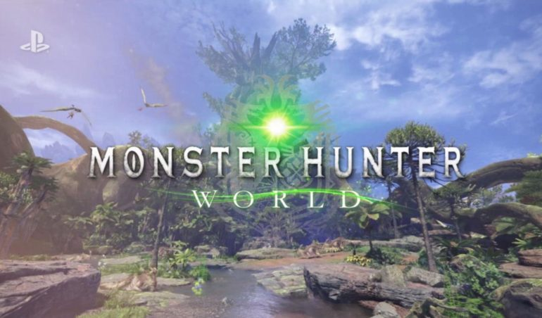 Monster Hunter World - Présentation