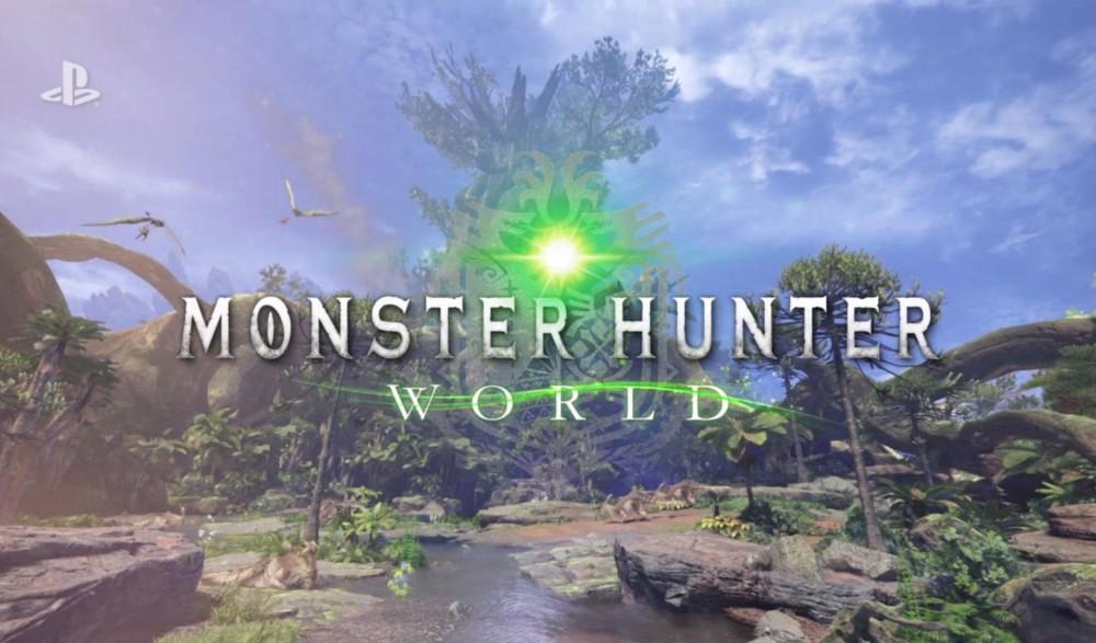Monster Hunter World - Présentation