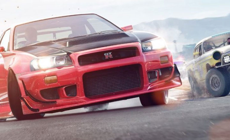 Need For Speed Payback Course