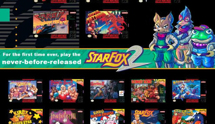 Nintendo Classic Mini: Super Nintendo Entertainment System StarFox 2