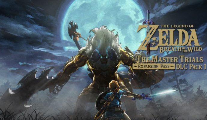 Nintendo Spotlight E3 2017 The Legend of Zelda DLC