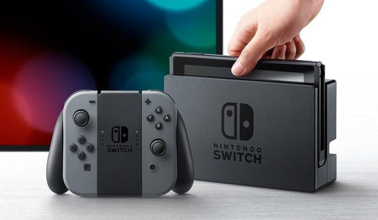 Nintendo Switch ventes