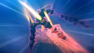 .hack//G.U. Last Recode sûrement l'épée sacrée de chépakoi
