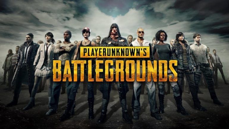 PlayerUnknown's Battlegrounds replay