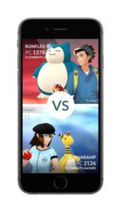 Pokémon Go - Raid Ronflex contre Pharamp