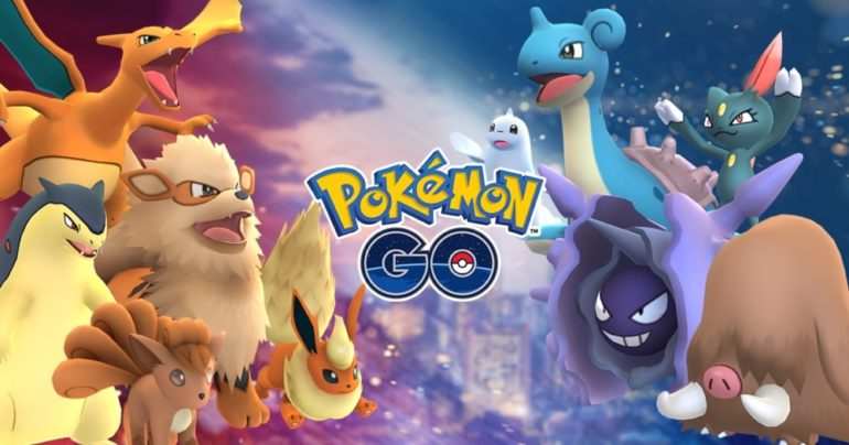 Pokémon GO événement solstice 2017