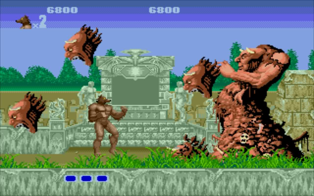 SEGA Forever - Altered Beast