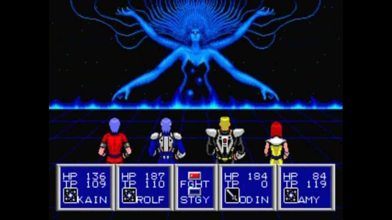 Sega Forever - Phantasy Star II