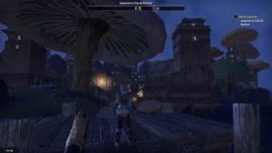 The Elder Scrolls Online: Morrowind ville